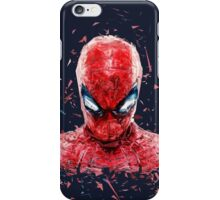 The Human Spider iPhone Case/Skin