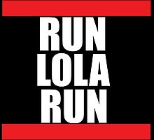 Run lola run  DMC mashup by 2monthsoff
