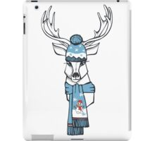 Winter Deer  iPad Case/Skin