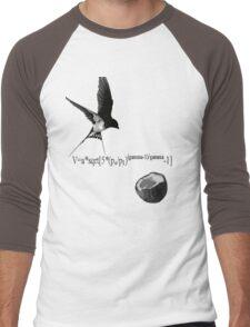 Airspeed Velocity  Men's Baseball ¾ T-Shirt