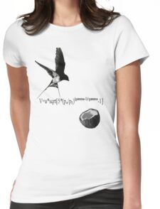 Airspeed Velocity  Womens Fitted T-Shirt