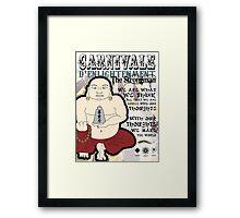 The Strongman Framed Print