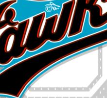 Guy Fawkes University Sticker