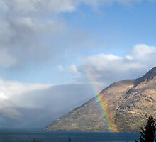 pot of gold.. by Ian Robertson
