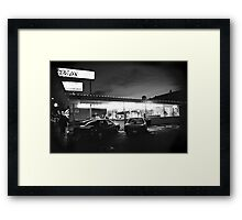 Dick's Framed Print