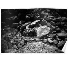 Jersey Rocks Poster