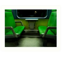 Memory does not make films, it makes photographs Art Print