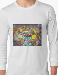 """Cosmic Consciousness"" 7 Long Sleeve T-Shirt"