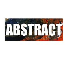 Abstract 6 by Sid3walk Art