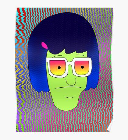 Trippy Tina Poster