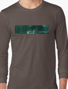 Abstract 3 Long Sleeve T-Shirt