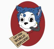 "My Chemical Romance ""Let This World Explode"" by killjoyidiot"