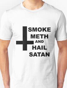 SM&HS 3.0 black T-Shirt