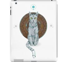Mayan Cat iPad Case/Skin