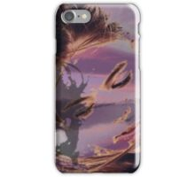 ~father/time~ (three) iPhone Case/Skin