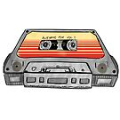 Awesome Mix Vol 1 (Guardians of the Galaxy) -No Text- by PlainOlBrod