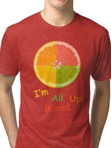 Citrus Fruit Tri-blend T-Shirt