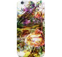 WARM SUMMER DREAMS ON A COLD WINTER DAY iPhone Case/Skin
