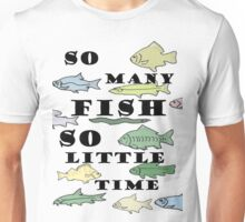 So Many Fish Unisex T-Shirt