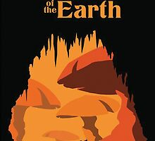 Journey to the Center of the Earth by DarkHorseDesign