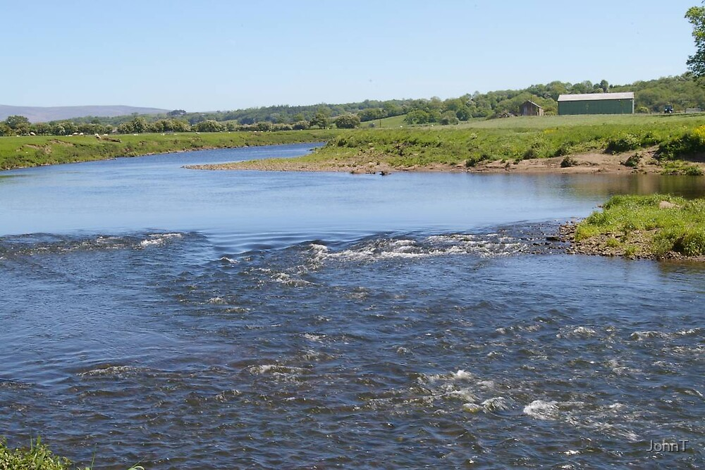 Ribble ripples by JohnT