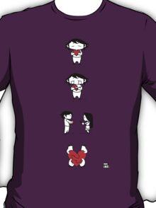 1 love+1 love = 1 love T-Shirt