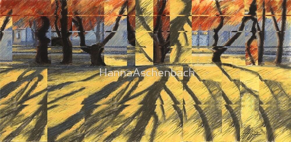 October -Quilt by HannaAschenbach