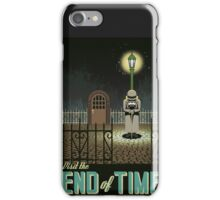 Chrono Trigger End of Time iPhone Case/Skin