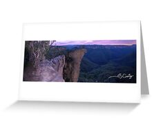 Cling on to the one you love! Greeting Card