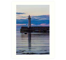 The Lighthouse (3) - Lovely Print of an Irish Lighthouse Art Print