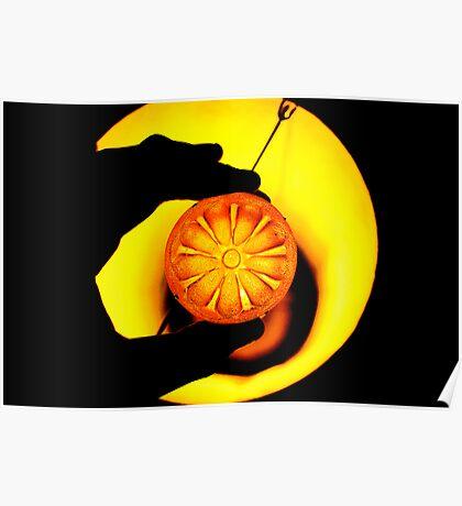 lemon light  Poster