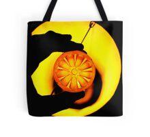 lemon light  Tote Bag