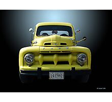 Ford Tough Photographic Print