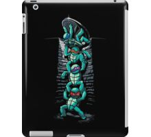 Turtles Night Out iPad Case/Skin