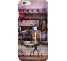 Cafe - Clinton, NJ - The luncheonette  iPhone Case/Skin