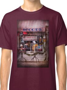 Cafe - Clinton, NJ - The luncheonette  Classic T-Shirt