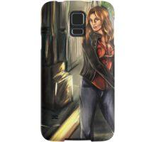 Kate Beckett / Nikki Heat Samsung Galaxy Case/Skin