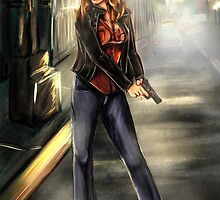 Kate Beckett / Nikki Heat by Hailey Suits