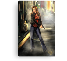 Kate Beckett / Nikki Heat Canvas Print