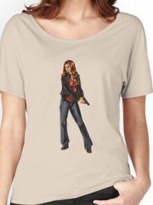 Kate Beckett / Nikki Heat Women's Relaxed Fit T-Shirt