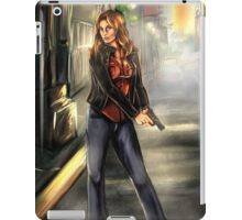 Kate Beckett / Nikki Heat iPad Case/Skin