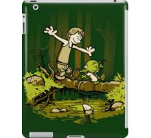 Training We Are iPad Case/Skin
