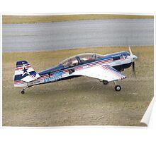 Aerobatic Aircraft Extrordinare Poster