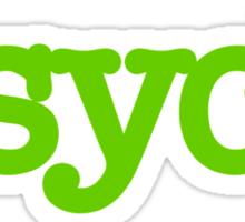 Psych Sticker