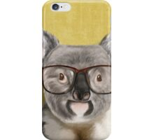 Mr Koala iPhone Case/Skin