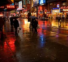 42nd Street by andykazie