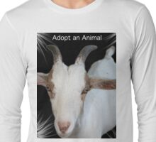 think about adoption Long Sleeve T-Shirt