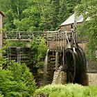 King's Landing Sawmill by Sandy  McClearn