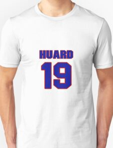National football player Damon Huard jersey 19 T-Shirt