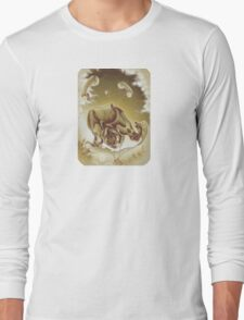 The Catcher, Surreal Nature Long Sleeve T-Shirt